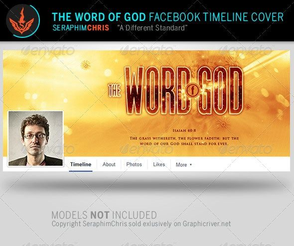 The Word Of God Church Facebook Timeline Template Facebook