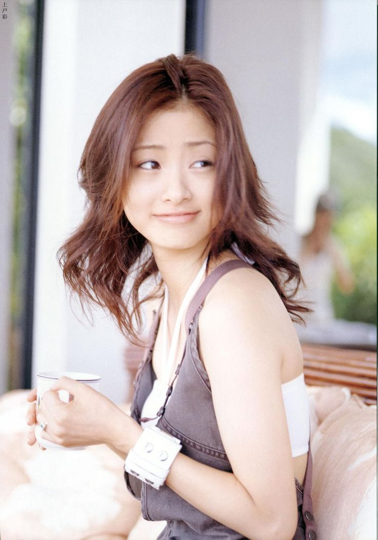 Can't get enough of Aya Ueto [上戸 彩] (4)