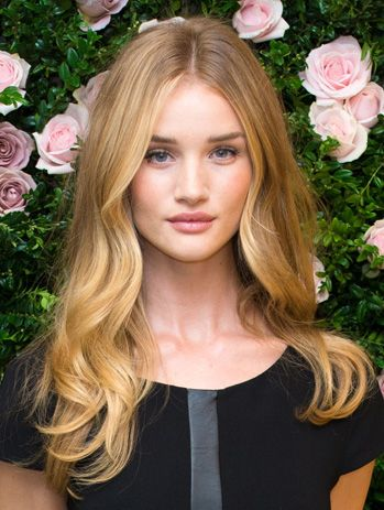 rosie huntington whiteley   hair   Pinterest   Rosie ...