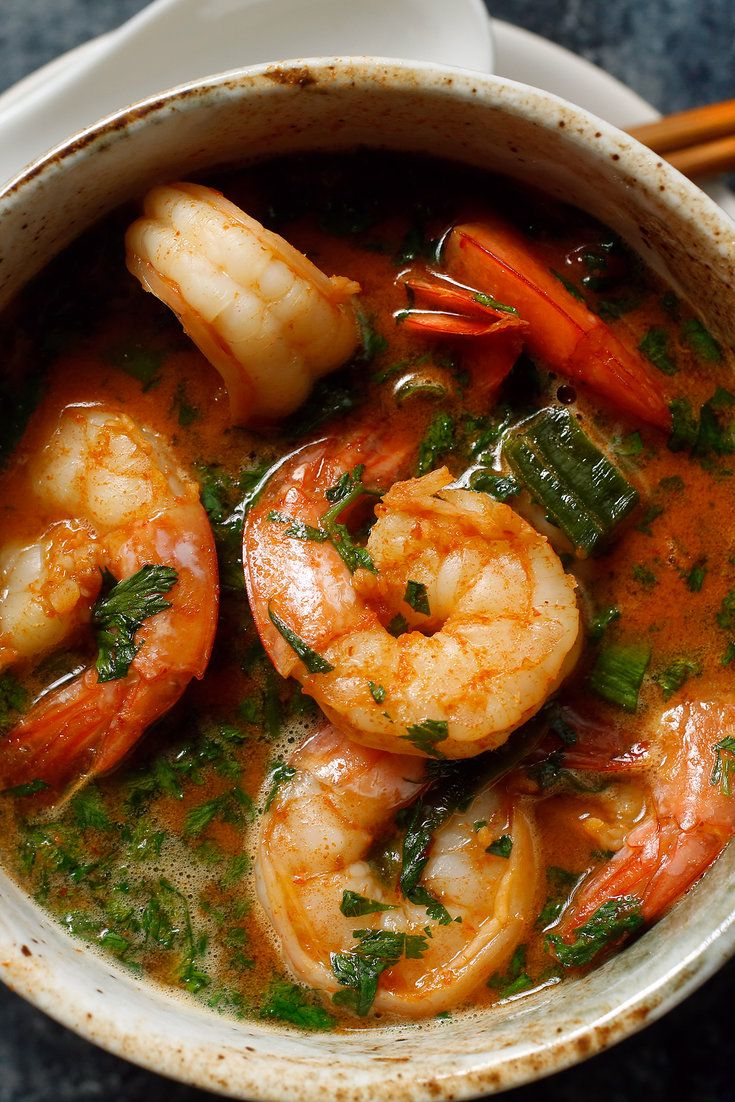 Mario Batali's Spicy #Shrimp Sauté by nytimes #Shrimp #Spicy