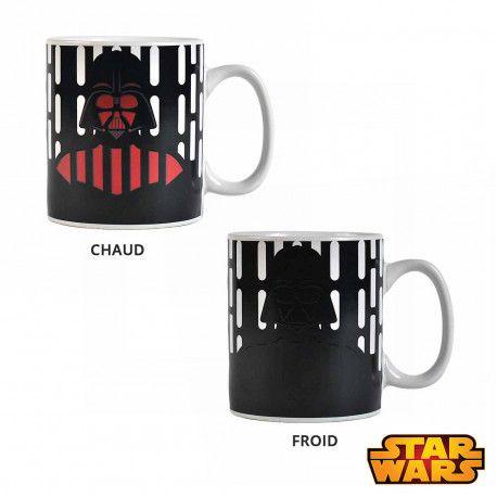 Mug Thermoréactif Dark Vador Star Wars