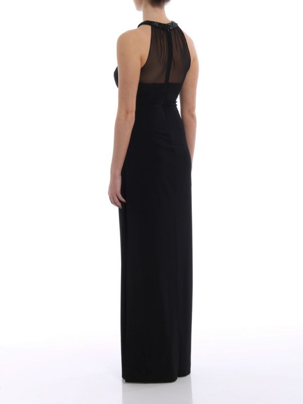 save off a7157 767aa Azusa jersey evening dress shop online: LAUREN RALPH LAUREN ...