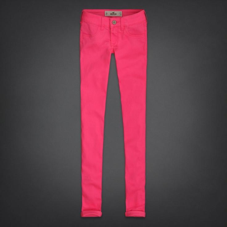 Bettys Hollister Jegging | Bettys Jeans | HollisterCo.com