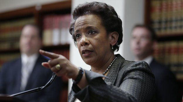 Here's why the Senate should not Confirm Loretta Lynch as Attorney General