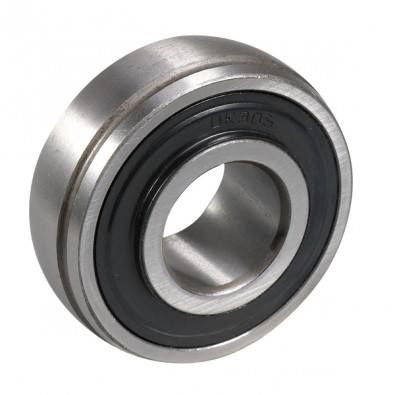 Placement of some roller bearings like tapered roller bearings in standing position can be reason of marking on raceways.