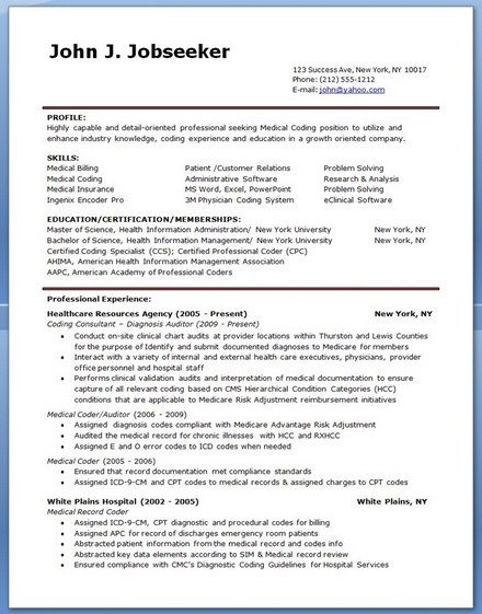 13 best Medical Billing images on Pinterest Medical assistant - medical claims and billing specialist sample resume