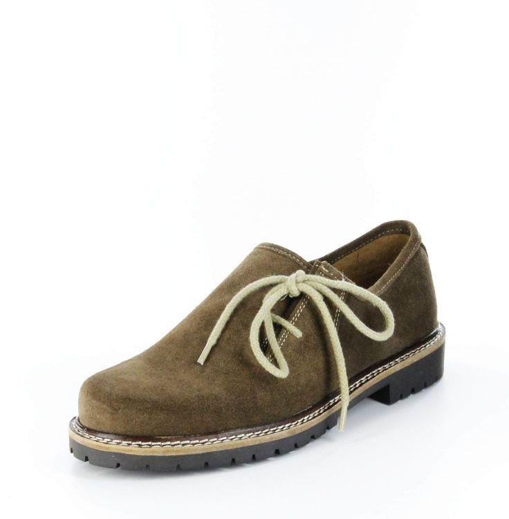 Unser #Schuh des Tages: Gefällt dir dieser herrliche #Haferlschuh von der #Marke Bergheimer #Trachtenschuhe? Bergheimer Trachtenschuhe, #Herren #Trachten Haferlschuhe – Kufstein – dunkel braun; in 360° Ansicht
