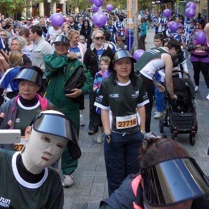Dr Serene Sponsors End Cancer Walk - Professional Beauty