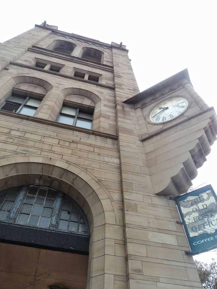 Old Post Office, Clock tower, Port Elizabeth, South Africa
