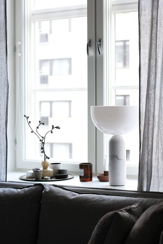 6 Scandinavian Inspired Ways To Style The Window Sill In 2018