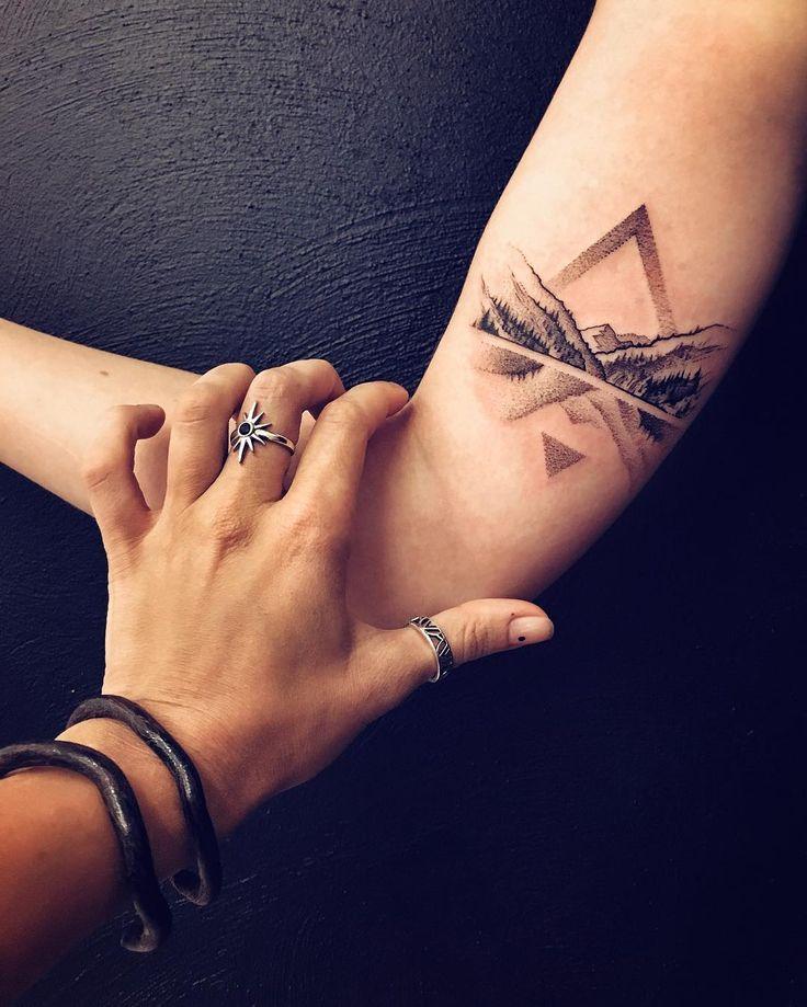 Berg … … – Tattoo