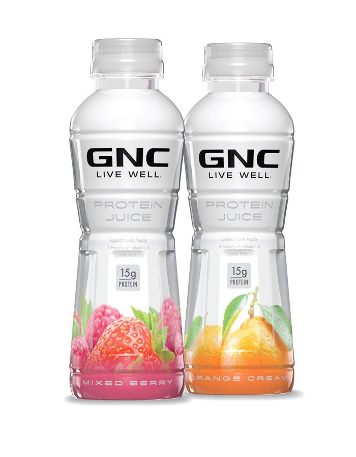 GNC Functional Beverages