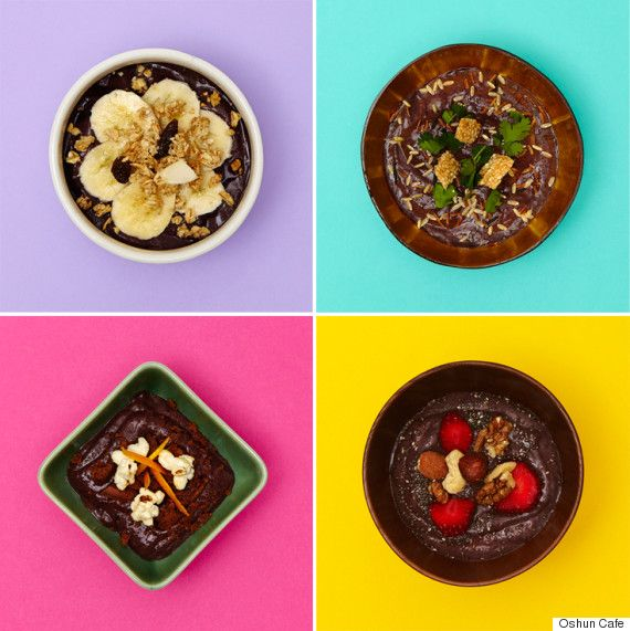 London's First Ever Açaí Berry Bowl Pop-Up, Oshun Café, Has Opened (And It's What Hipster Dreams Are Made Of)