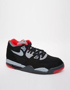 Nike Air Flight Low Trainers