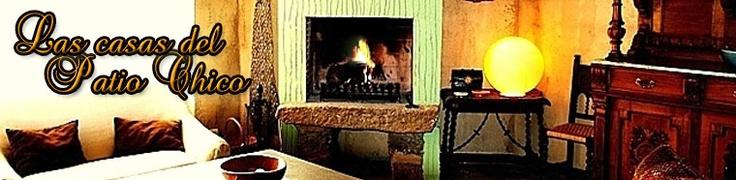 """Construido sobre las antiguas dependencias (paneras, pajares, despensas…), de una casona solariega castellana, el proyecto de alojamientos rurales """"Las Casas del Patio Chico"""", está formado por dos casas totalmente independientes, confortablemente equipadas, con capacidad para 4/5 personas cada una"""