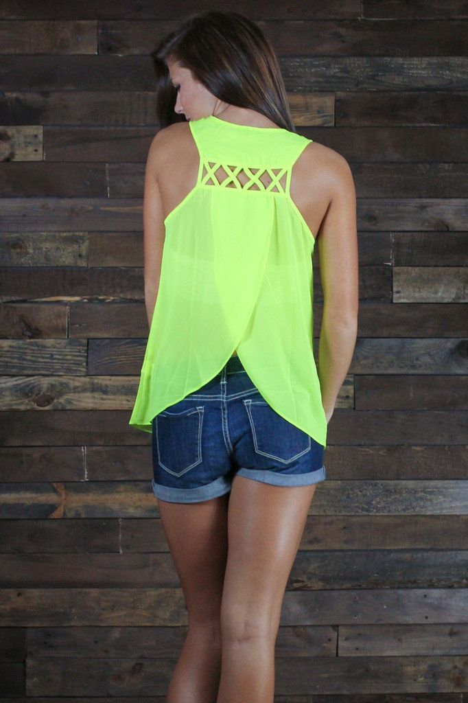 Nothing but Neon Tank