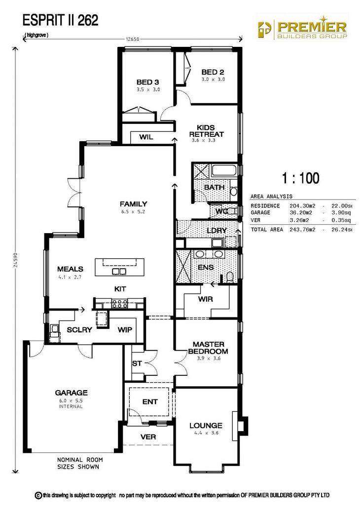 Our Homes - The Esprit 11 - Premier Builders Group