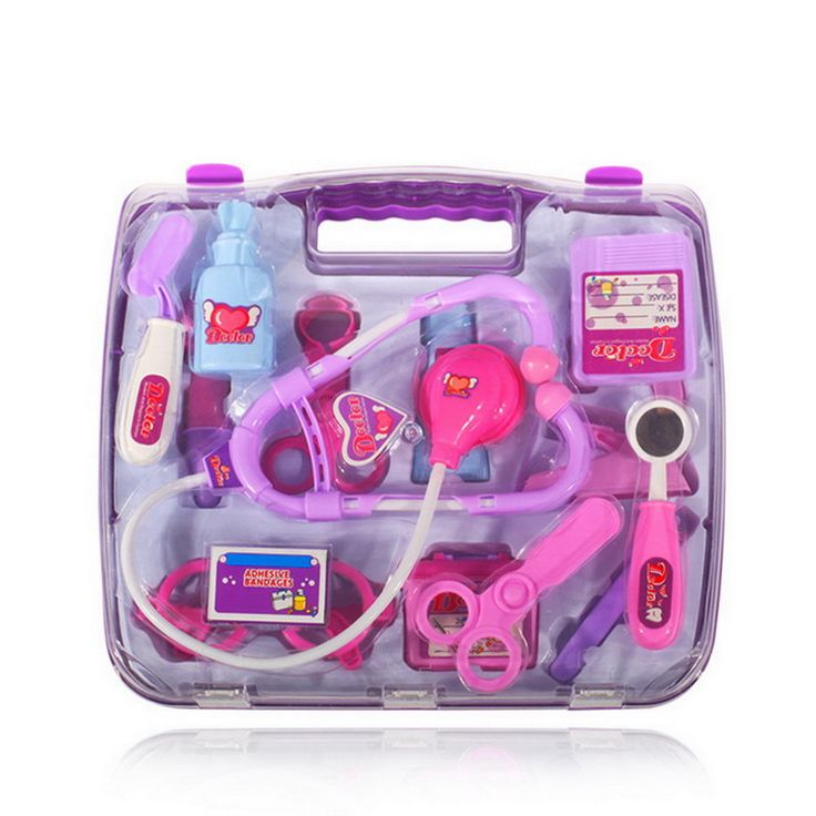 Find More Doctor Toys Information about Little Super Man Explosion! Children Play Puzzle Simulation Medical Kit Doctor Stethoscope Kit Toy Girls,High Quality Doctor Toys from Fashion Sexy Beauty Store on Aliexpress.com