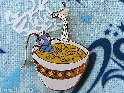 Disney-Trading-Pin-Cri-Kee-Crickee-Cricket-Mulan-Bathing-Hot-Tea-Cup-7335