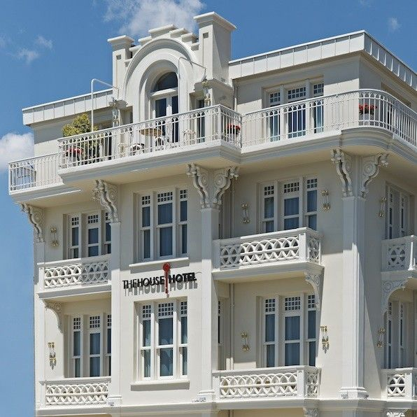 The House Hotel Bosphorus - Top of the 19th century Facade