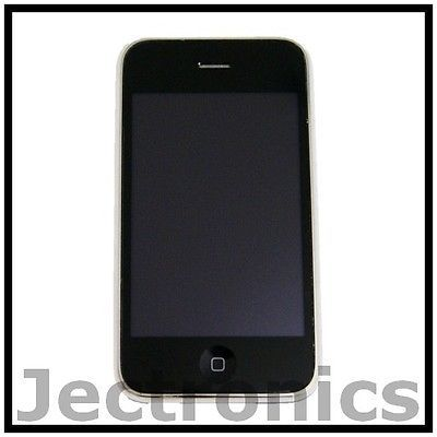 APPLE IPHONE 3GS 16GB BLACK AT&T GSM WIFI FULLY FUNCTIONAL SMARTPHONE | eBay