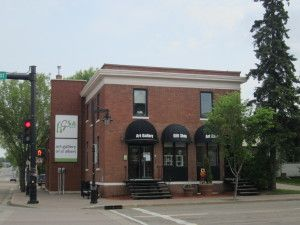 Located in St. Albert's Downtown Perron District, the AGSA currently resides in the historic Banque d'Hochelaga building.  The Art Gallery of St Albert features contemporary and community exhibitions, brought to life with public programs and events. Education programs offer visual arts opportunities for thousands of children, youth and adults throughout the year.