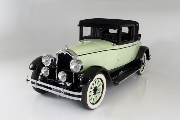 1927 Buick Master Coupe - Exotic and Classic Car Dealership specializing in Ferrari, Porsche, Chevrolet and collector cars.