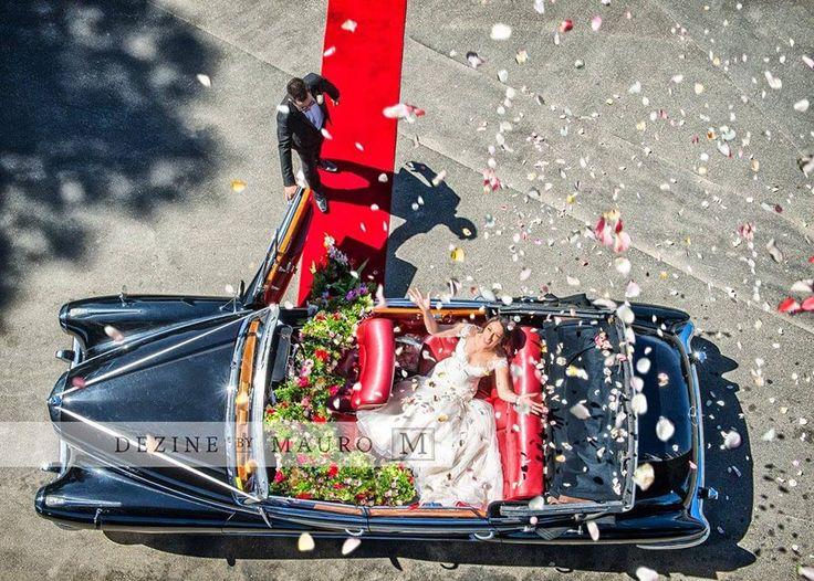 Our 1959 Mercedes Benz 300D Convertible Wedding car #mercedesbenz #weddingcar #mercedes #weddinginspo #bridalinspo #weddingphotography #weddingideas #weddinggown #bridalgown #melbourneweddings