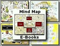 These are AWESOME eBooks on Mind Mapping by Paul Foreman