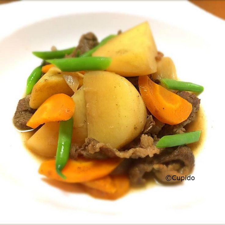 Simmered Beef and Potato_©Cupido
