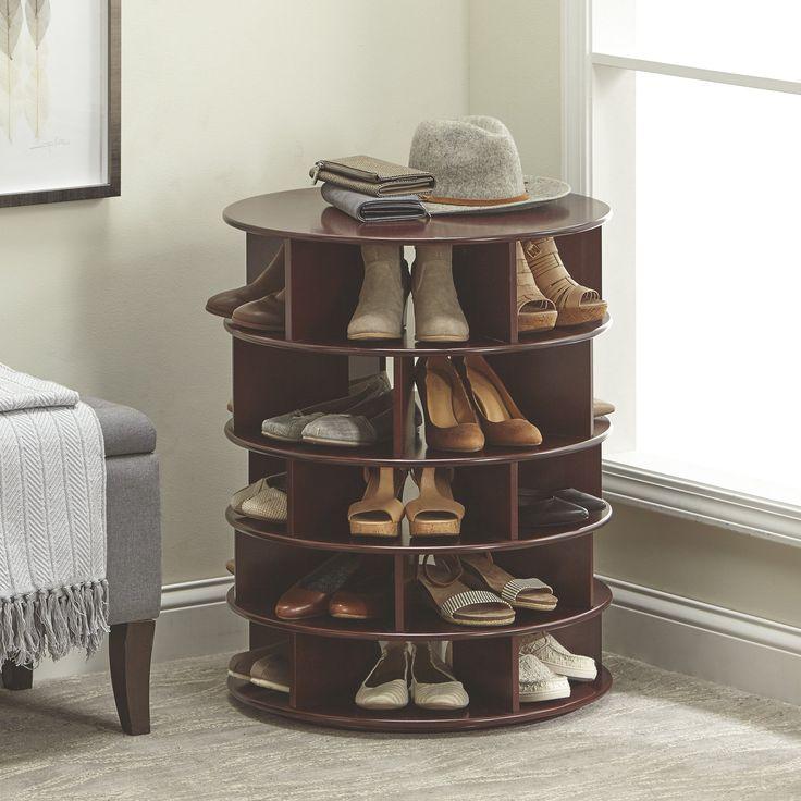 25 Best Ideas About Shoe Storage On Pinterest: Best 25+ Shoes Organizer Ideas On Pinterest