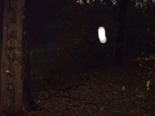 orbs | Paranormal Exploration: Ghosts: Part 6b - Types of ...