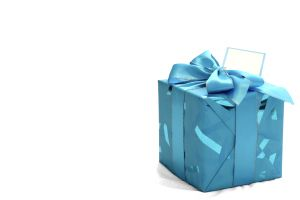 Corporate gift giving: Creating a good name for yourself. This article seems to be translated from another language but it has some good points