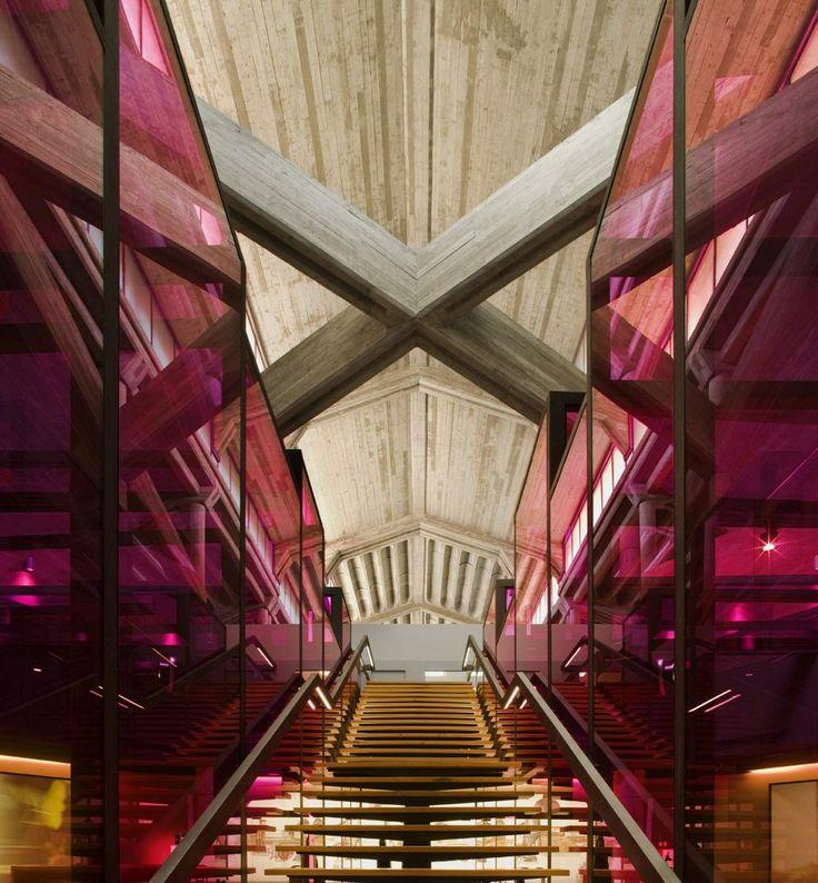 Olarra Winery Centre / IA+B Arkitektura Taldea