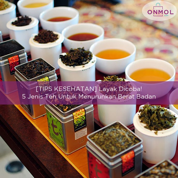 Gak pake ribet dan mahal! 5 Jenis teh ini diyakini mampu menurunkan berat badan dengan cepat lho..Baca ulasan lengkapnya disini.. ... #OnMolID #BlogOnMol #Blog #info #onlineshop #infokesehatan