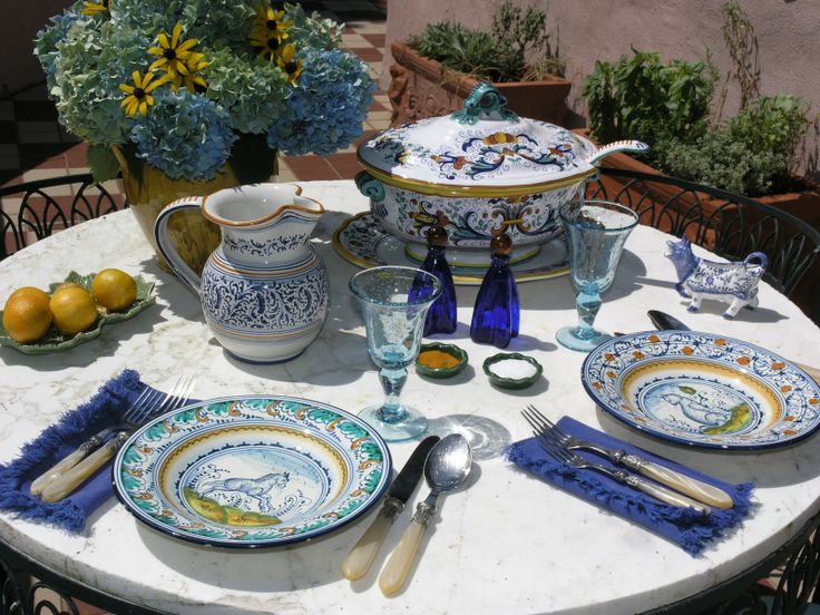 table settings for entertaining bing images