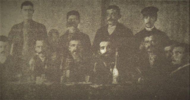 Santeos: 1905: Σανταίοι εργολαβοι στον Καύκασο