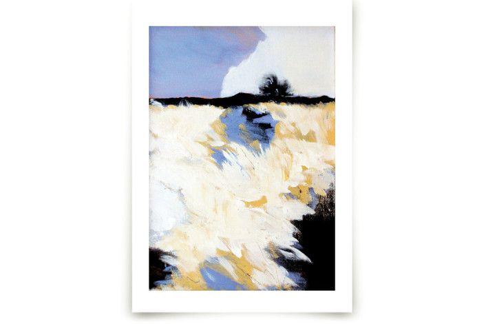 Snowscape 1 by Megan Kelley at minted.com