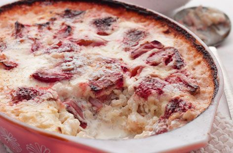 Strawberry risotto - want to try this