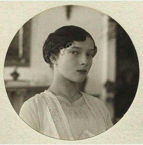 Grand Duchess of Russia Tatiana Romanov, second oldest daughter of the last Tsar of Russia, Nicholas Romanov ll.