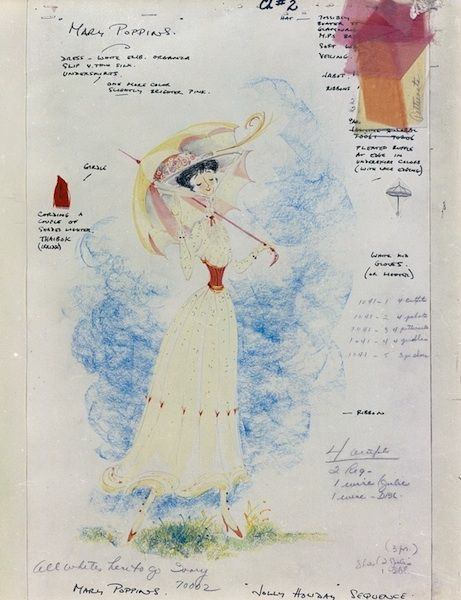 These Mary Poppins Costume Concepts Are Super Cool. Mary Poppins