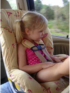 I am a certified Child Passenger Safety Technician. I have prepared this car seat primer, which I update periodically, to provide basic information and clear up some misconceptions.