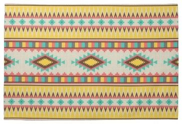 Aztek Tribal Print Hand Towel - eclectic - dishtowels - Zazzle