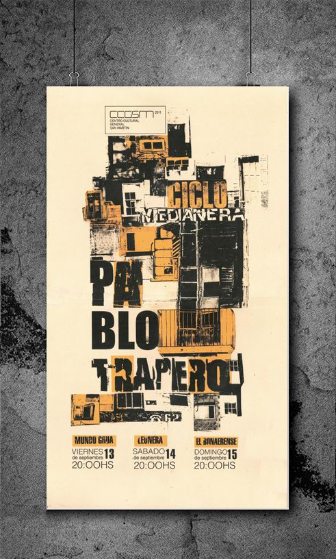 Ciclo Medianera- Pablo Trapero on Behance