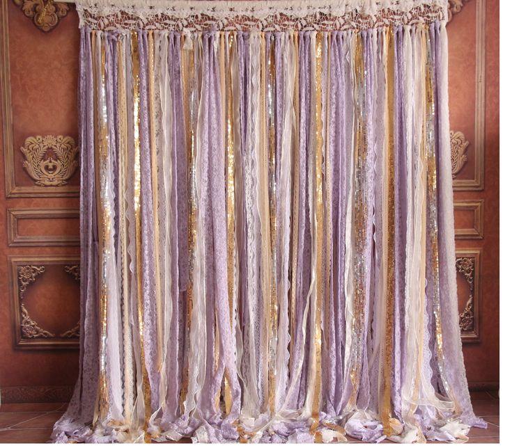 208 Best Curtain Backdrop Images On Pinterest Wedding