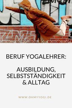 Beruf Yogalehrer: Ausbildung, Selbstständigkeit & Alltag | Der Beruf Yogalehrer gewinnt immer mehr an Beliebtheit. Irgendwie hat die Riege der bekannten Yogalehrer es geschafft, dem Ganzen ein glamouröses Image zu geben. Oder haben die Schüler das von ganz allein gemacht? Jedenfalls wollen immer mehr Yoga praktizierende Yoga zu ihrem Beruf machen. Warum?