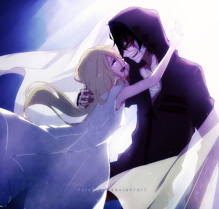 angel of death anime - photo #9