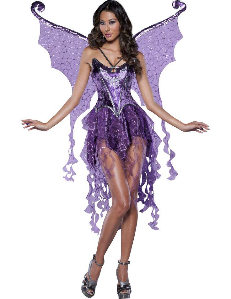 De mooiste verkleedkleding voor vrouwen kunt u bestellen bij Vegaoo! Bestel snel dit mooie feeën kostuum voor dames