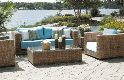 patio furniture rattan - Google Search