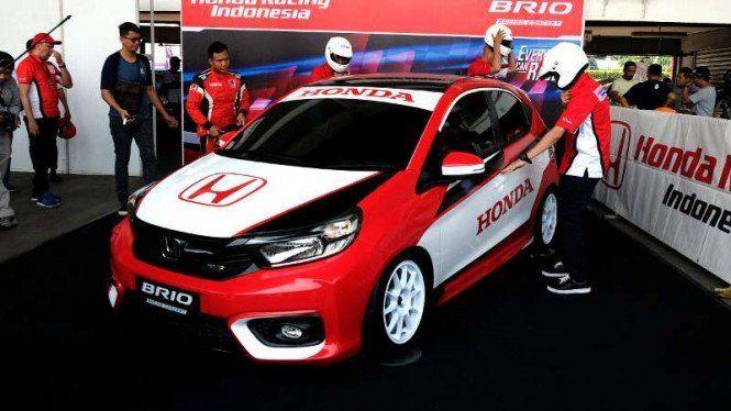 Honda Brio Bakal Terjun Di Ajang Balap Issom 2020 Merek Mobil Honda Olahraga